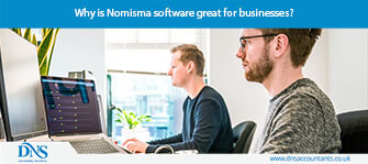 Why is Nomisma software great for businesses?
