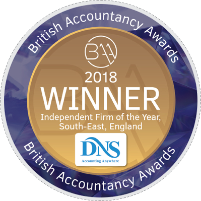 British Accountancy Award 2018
