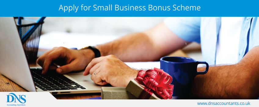 Apply for Small Business Bonus Scheme