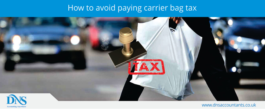 How to avoid paying carrier bag tax