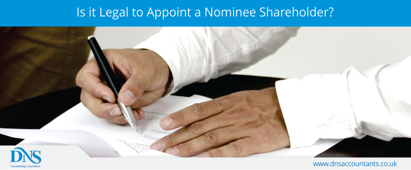 Is it Legal to Appoint a Nominee Shareholder?