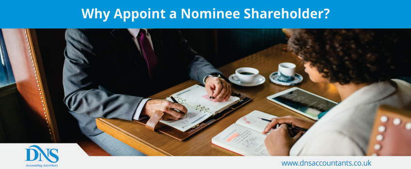 Why Appoint a Nominee Shareholder?