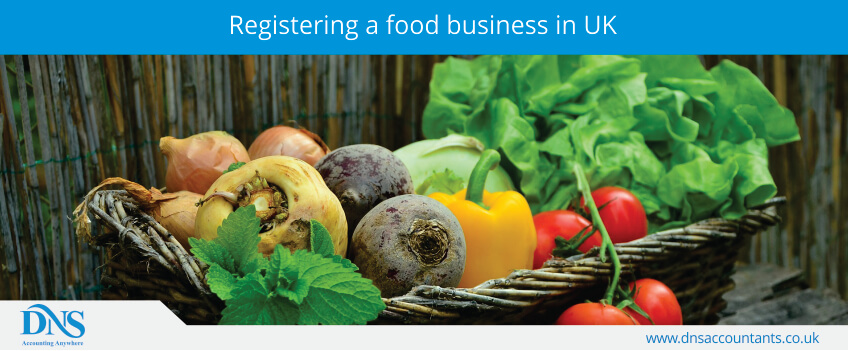 Registering a food business in UK