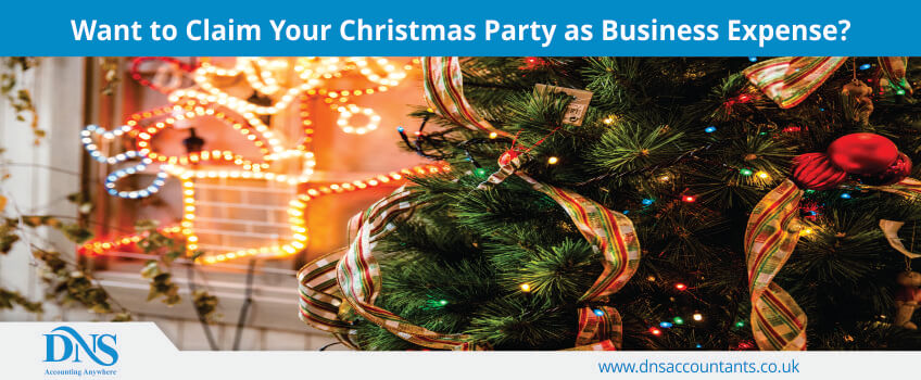 Want to Claim Your Christmas Party as Business Expense? Know How!