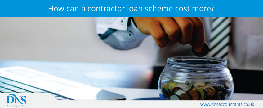 How can a contractor loan scheme cost more?