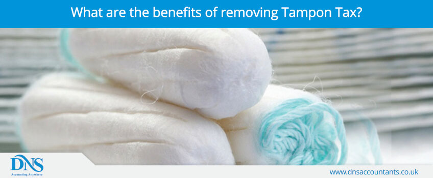 What is the Benefits of Removing Tampon Tax?