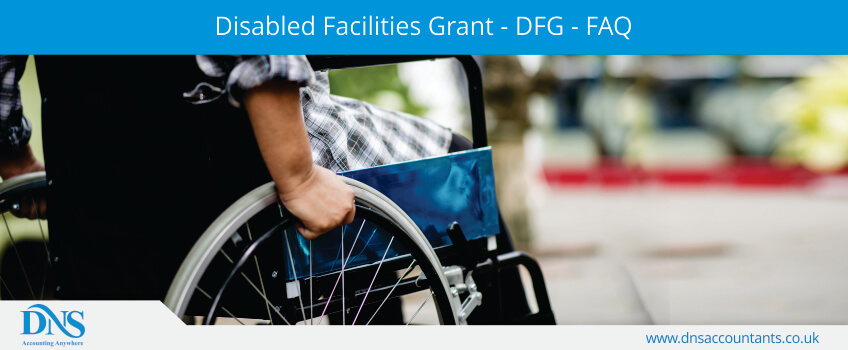 Disabled Facilities Grant - DFG - FAQ