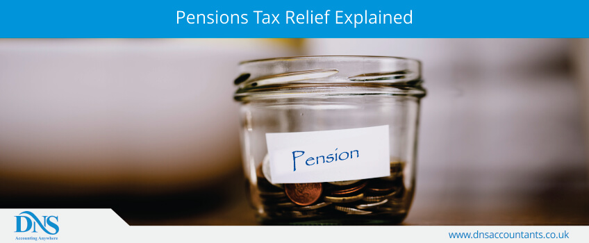 Pensions Tax Relief Explained