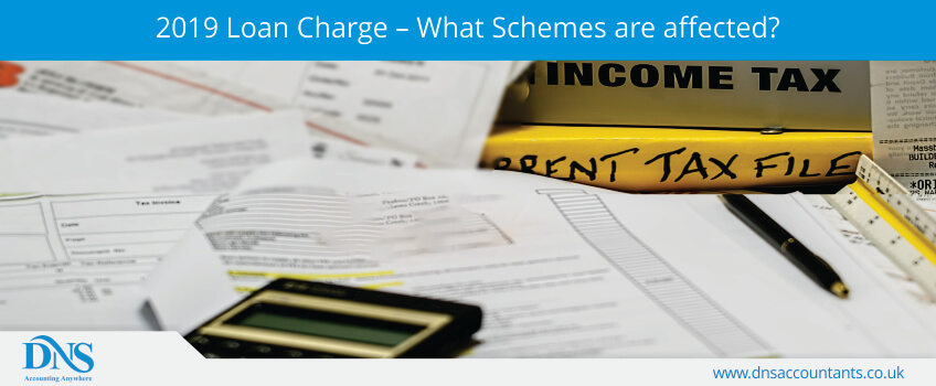 What are The Schemes Affected in Relation To 2019 Loan Charge?