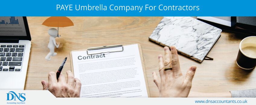 PAYE Umbrella Company For Contractors