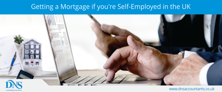 Getting a Mortgage if you're Self-Employed in the UK