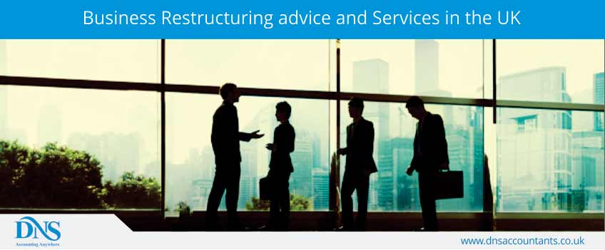 Business Restructuring advice and Services in the UK