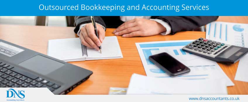 Outsourced Bookkeeping and Accounting Services