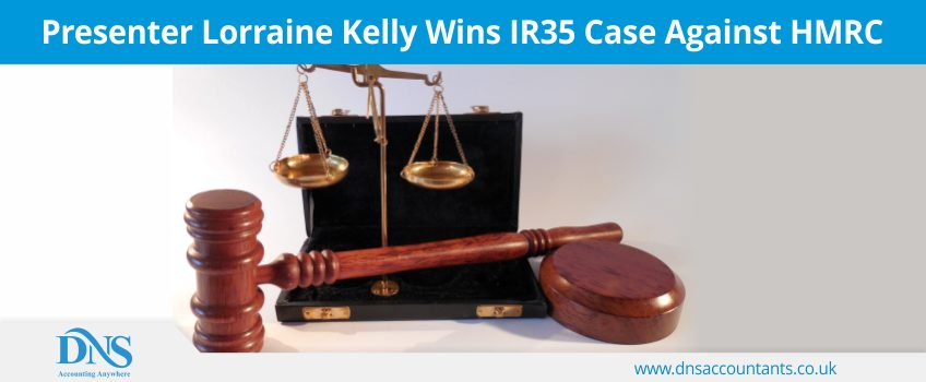Presenter Lorraine Kelly Wins IR35 Case Against HMRC