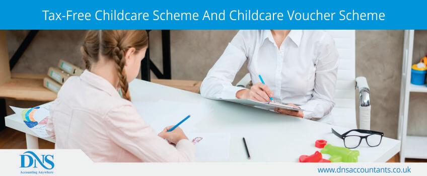 Tax-Free Childcare Scheme And Childcare Voucher Scheme