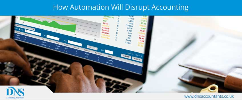 How Automation Will Disrupt Accounting