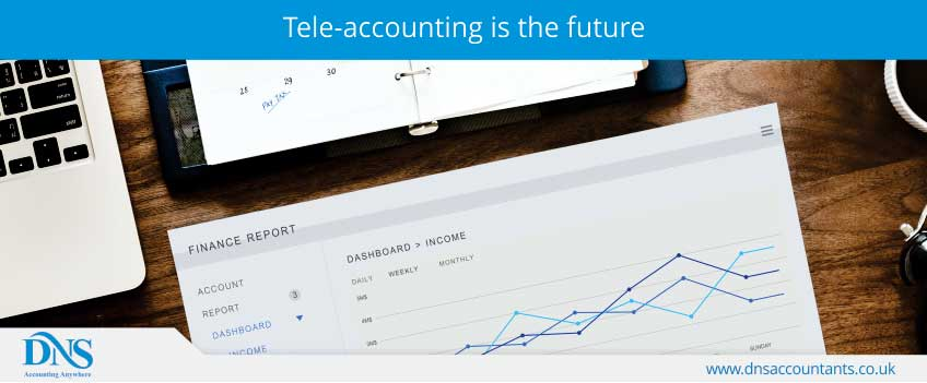 Tele-accounting is the future