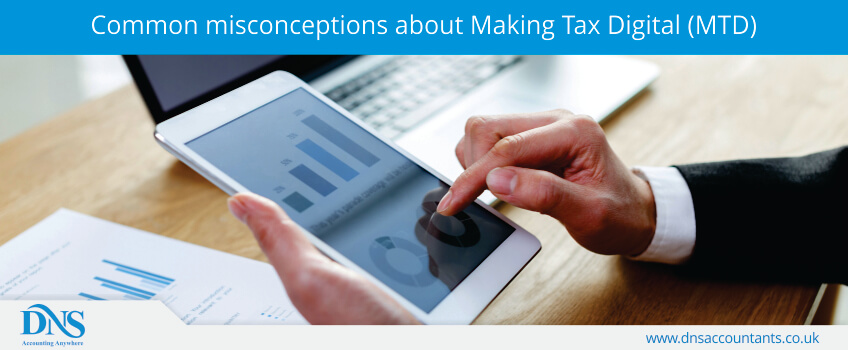 Common misconceptions about Making Tax Digital (MTD)
