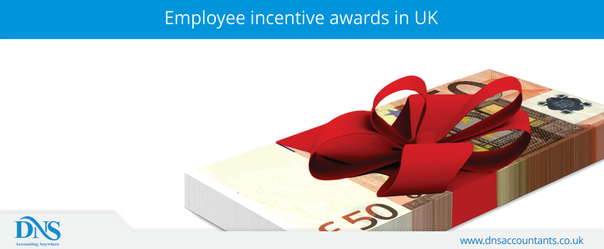 Employee incentive awards in UK