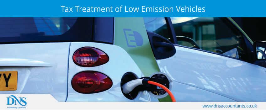 Tax Treatment of Low Emission Vehicles