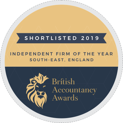 Shortlisted at British Accountancy Award 2019