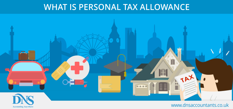 What is Personal Tax Allowance