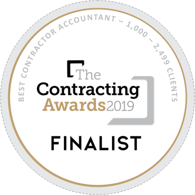 Finalist at The Contracting Awards 2019