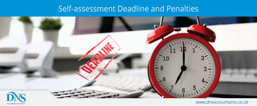 Self-assessment Deadline and Penalties