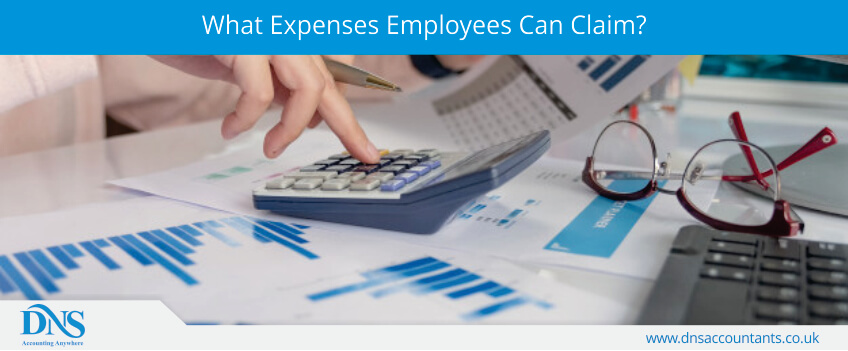 What Expenses Employees Can Claim?