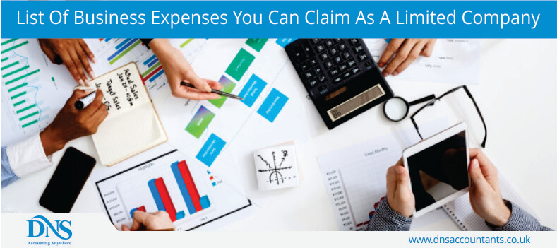 List Of Business Expenses You Can Claim As A Limited Company