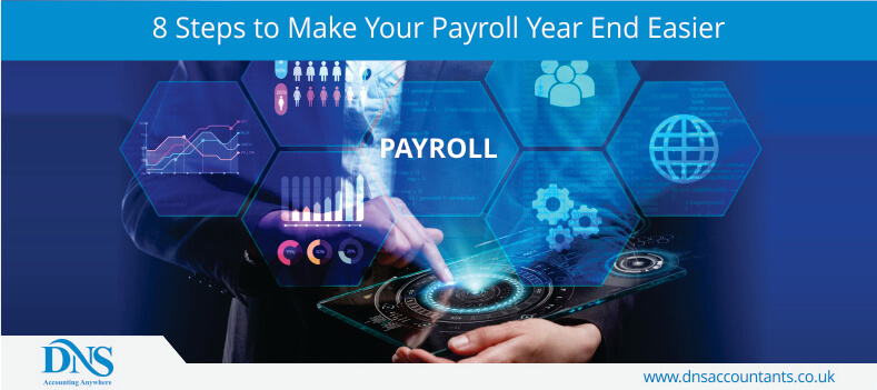 8 Steps to Make Your Payroll Year End Easier
