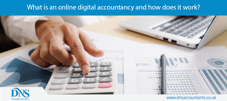 What is an online digital accountancy and how does it work?