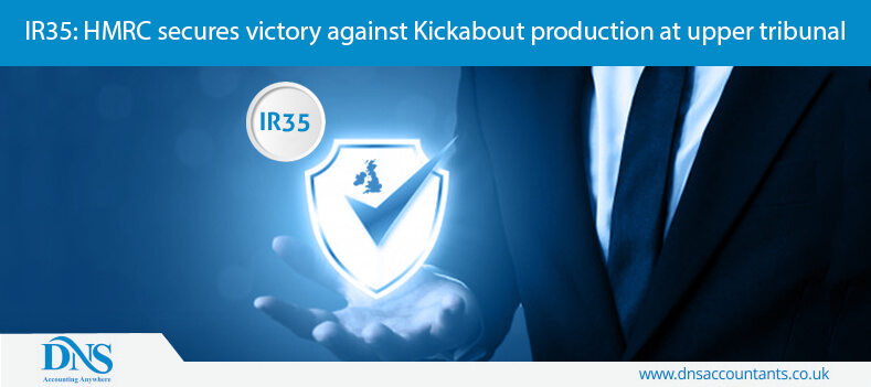 IR35: HMRC secures victory against Kickabout production at upper tribunal