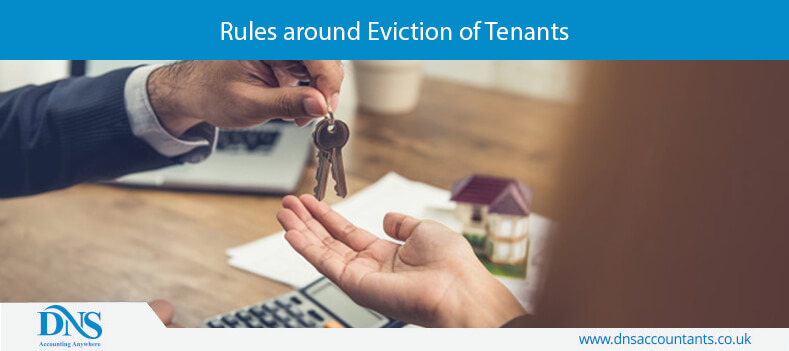 Rules around Eviction of Tenants