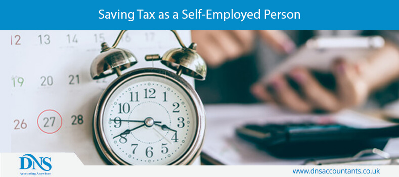 Saving Tax as a Self-Employed Person