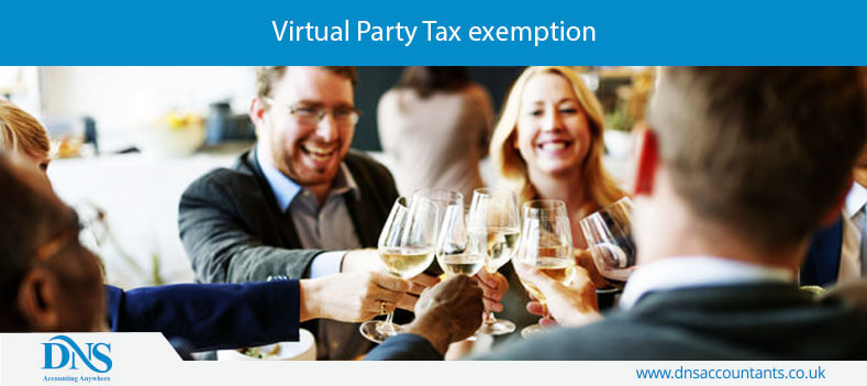 Virtual Party Tax exemption