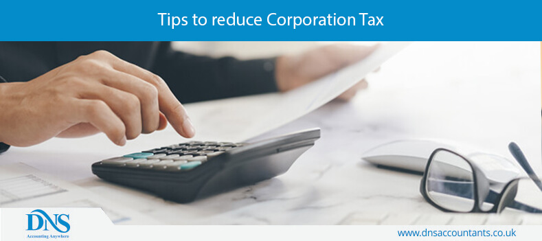 Tips to reduce Corporation Tax