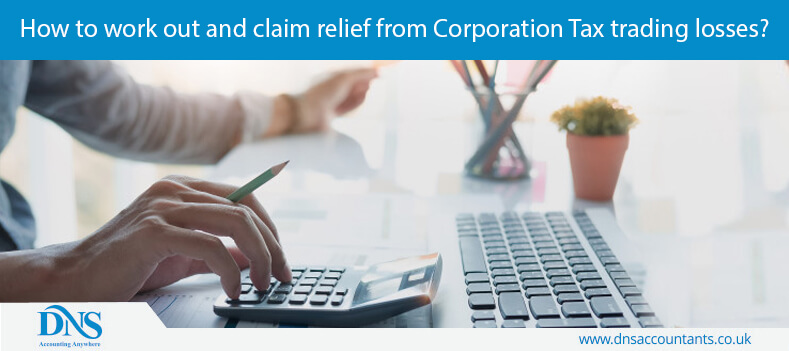 How to work out and claim relief from Corporation Tax trading losses?