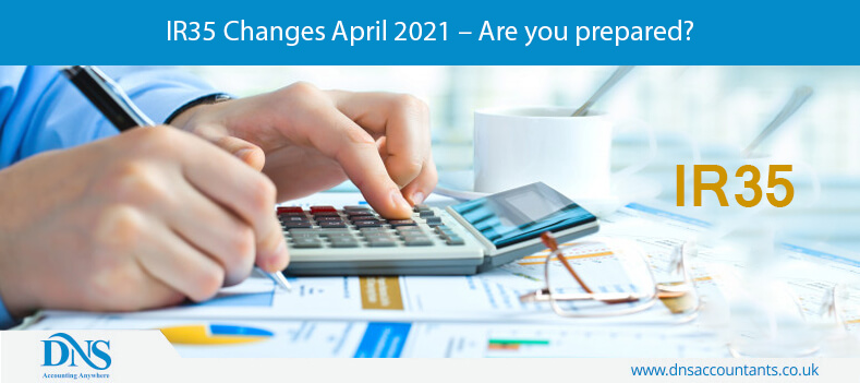 IR35 Changes April 2021 – Are you prepared?