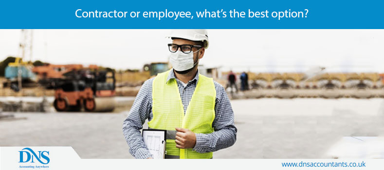 Contractor or employee, what's the best option?