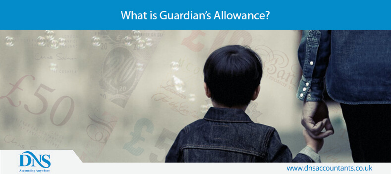 What is Guardian's Allowance?