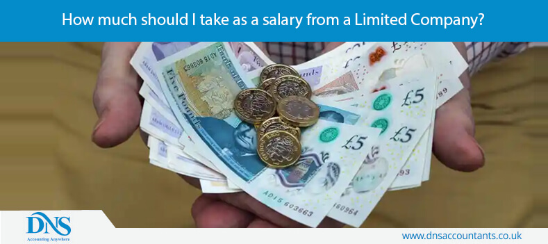 How much should I take as a salary from a Limited Company?
