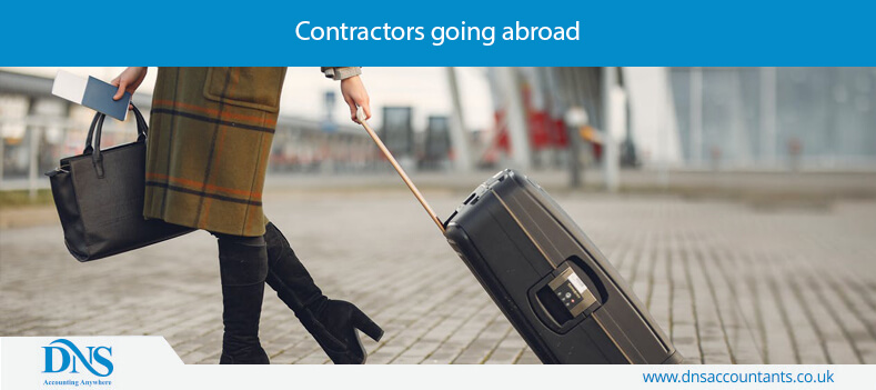Contractors going abroad