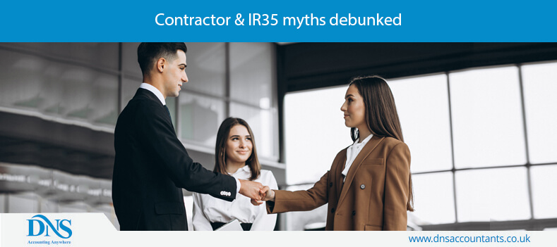 Contractor & IR35 myths debunked