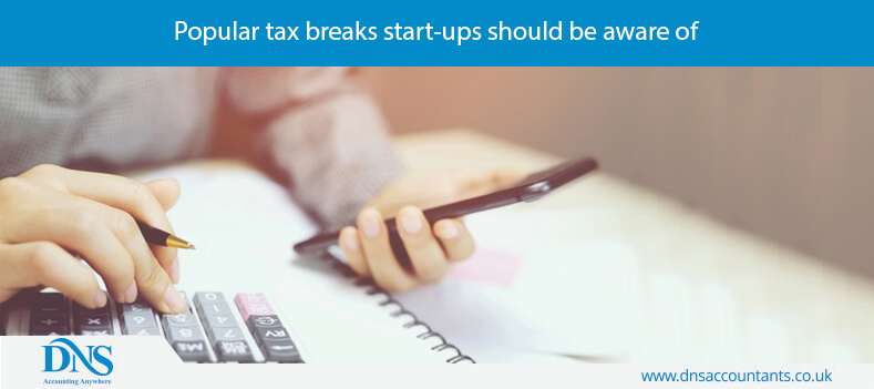 Popular tax breaks start-ups should be aware of