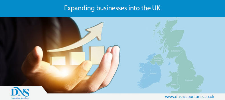 Expanding businesses into the UK