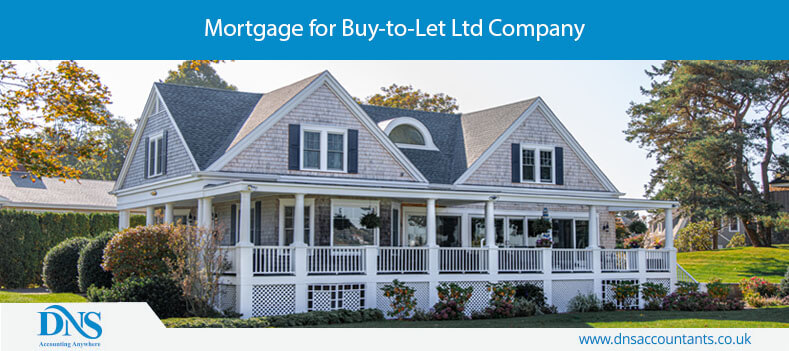 Mortgage for Buy-to-Let Ltd. Company