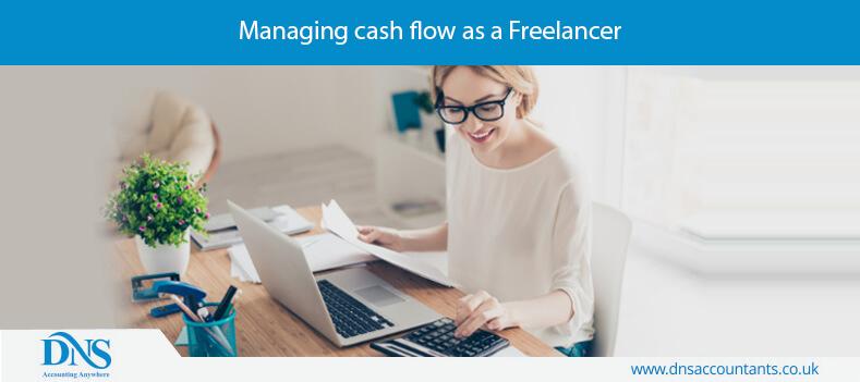 Managing cash flow as a Freelancer