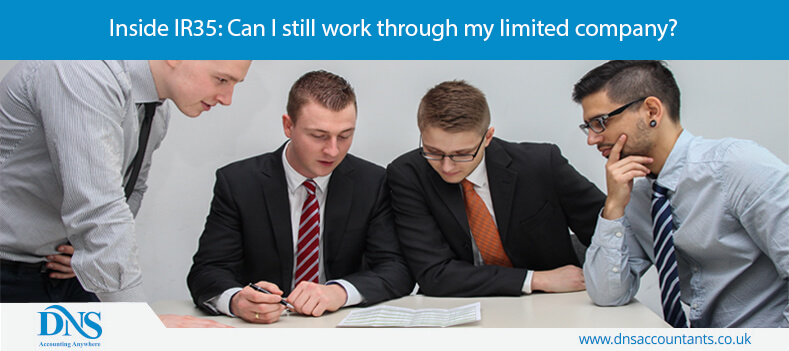 Inside IR35: Can I still work through my limited company?