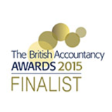British Accountancy Award 2015
